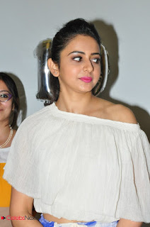 Actress Rakul Preet Singh Pictures at Radio Mirchi 10th Anniversary Celebrations  0001