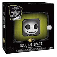 Funko 5 Star Nightmare Before Christmas Figures Jack Skellington with Zero 001