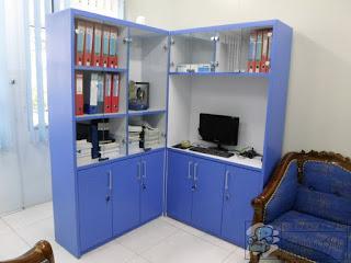 Lemari Kantor + Furniture Semarang