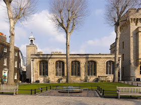 Chapel of St Peter ad Vincula, Tower of London