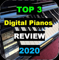 Top 3 Best Digital Pianos