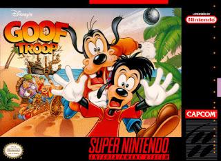 Jogue Disney's Goof Troop para Snes online grátis