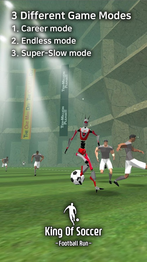 Kings of Soccer MOD APK terbaru