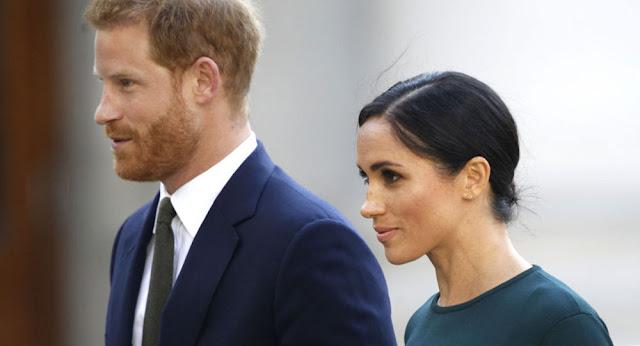 """""""Solo Harry""""  a si sorprendió el ex príncipe de Inglaterra en un acto publico"""