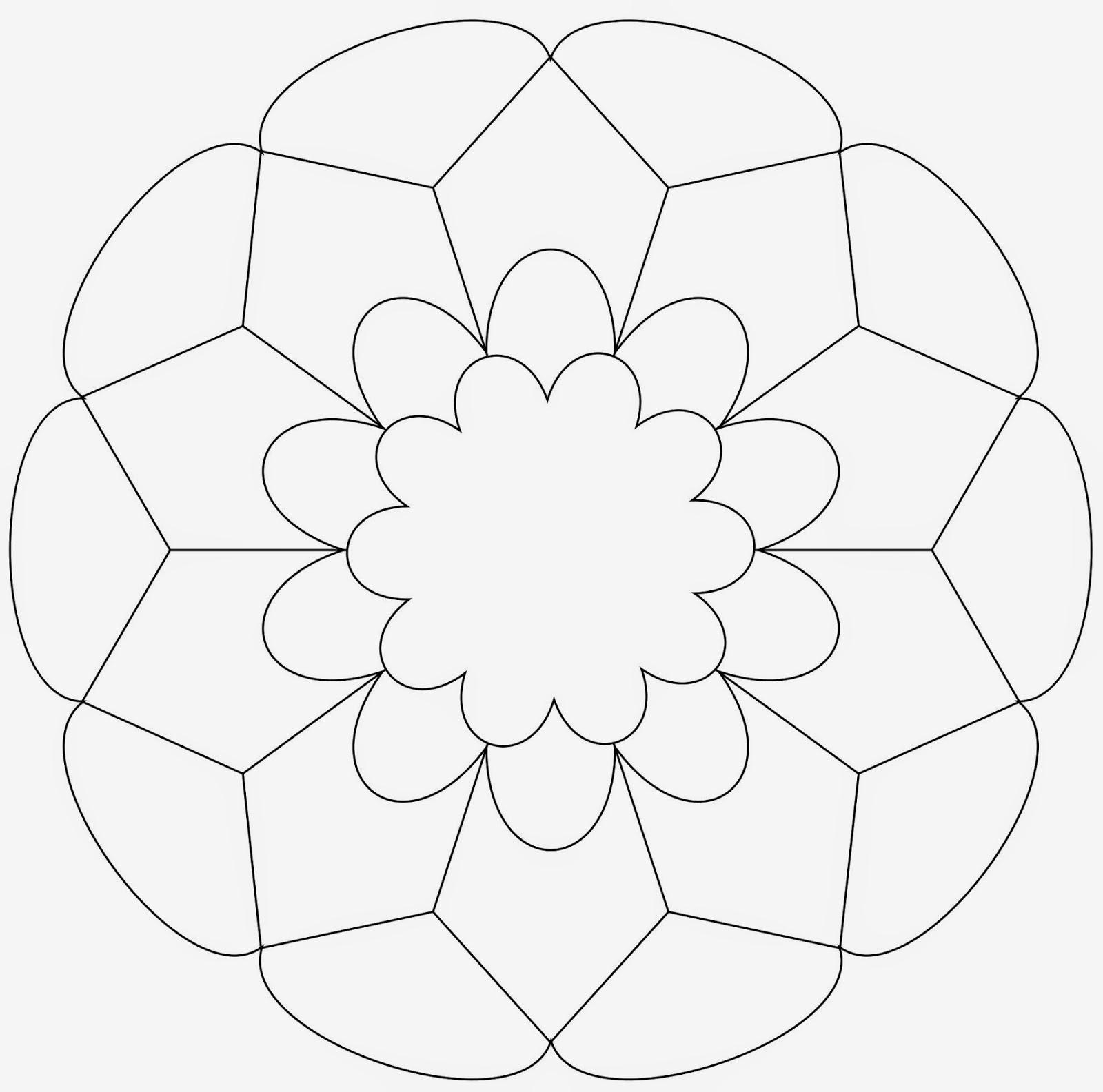 The o'jays, Geometry and Mandalas on Pinterest