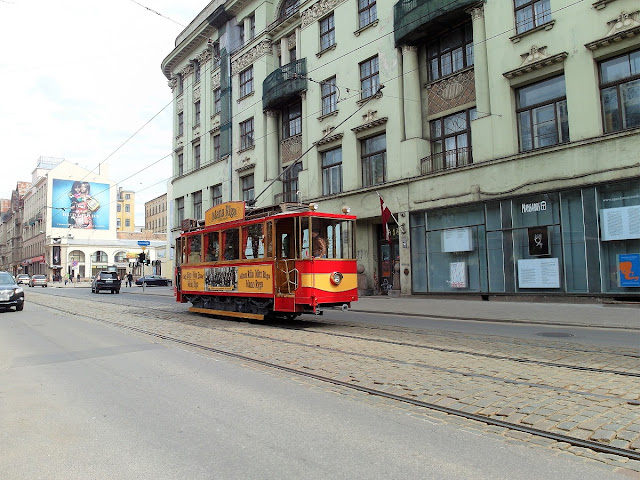 Riga utan cykel