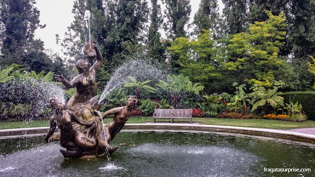 Fonte no Regent's Park, Londres