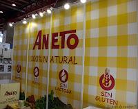 Mad gluten free Aneto