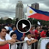 LOOK: Luneta! Dinagsa na ng mga Duterte Supporters para sa palit bise Rally at pagsuporta kay Pres. Duterte!