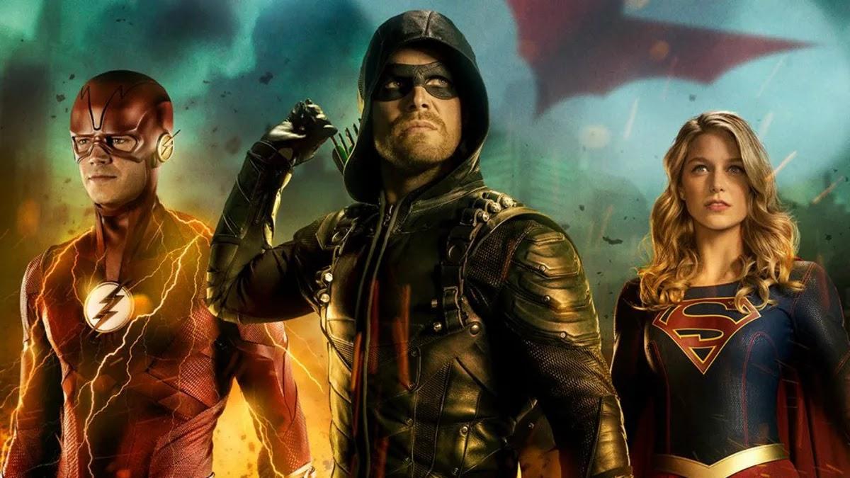 Crise nas Infinitas Terras: Stephen Amell provoca personagem misterioso em crossover do Arrowverso