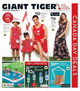Giant Tiger Canada Flyer Agustus 22 - 28, 2019