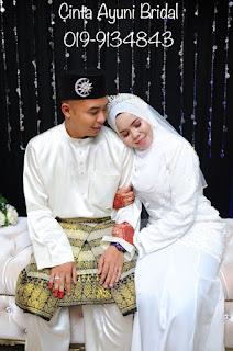 Baju Nikah Pengantin Terengganu