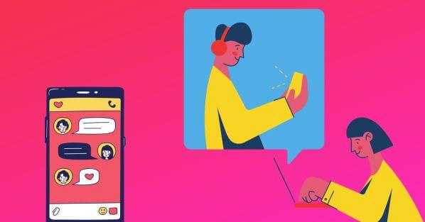 تطبيقات, الدردشة, مع, الأشخاص, دون, الكشف, عن, رقم, هاتفك