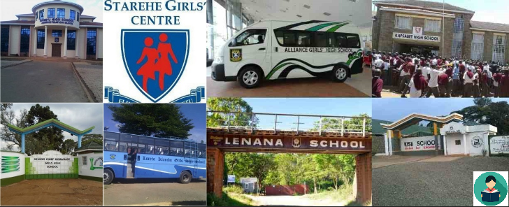 List Of All National Secondary Schools in Kenya