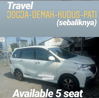 Travel Demak Jogja