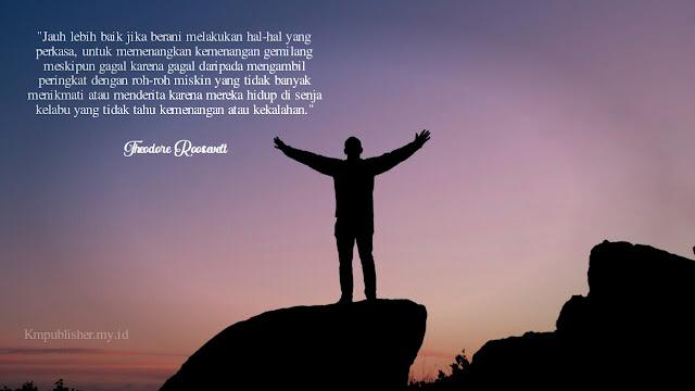 22 Kata Kata Motivasi Untuk Diri Sendiri, bikin semangat kembali