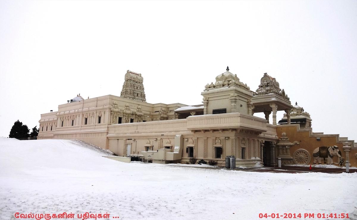 Aurora Balaji Temple