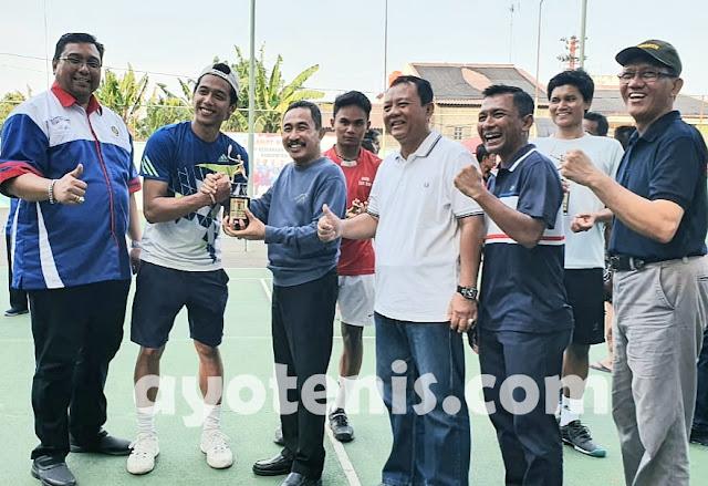 Pelti Pati Open: Bagas Pratama/Athallah Firdianto Sabet Gelar Juara Ganda Prestasi