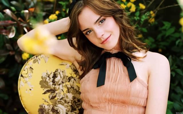 Biografi Emma Watson wallpaper beauty