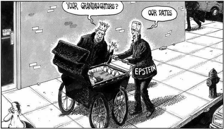 Wallpaper Cartoon Islamic Girl Ebl Jeffrey Epstein And Bill Clinton S Democrat Fantasy