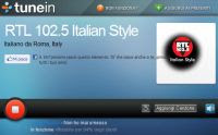 Radio in streaming dal pc