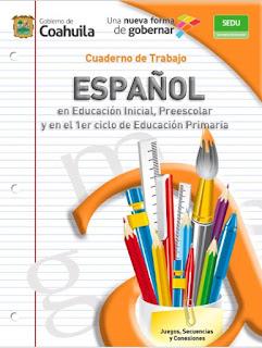 """Cuaderno de trabajo Español """"Secuencias, juegos y conexiones didácticas"""""""
