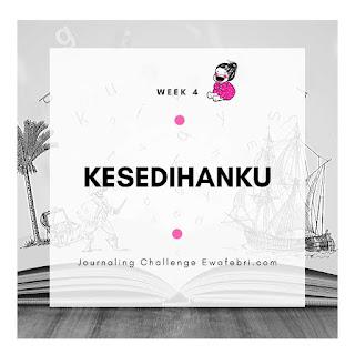 week 4 52 weeks journaling challenge ideas
