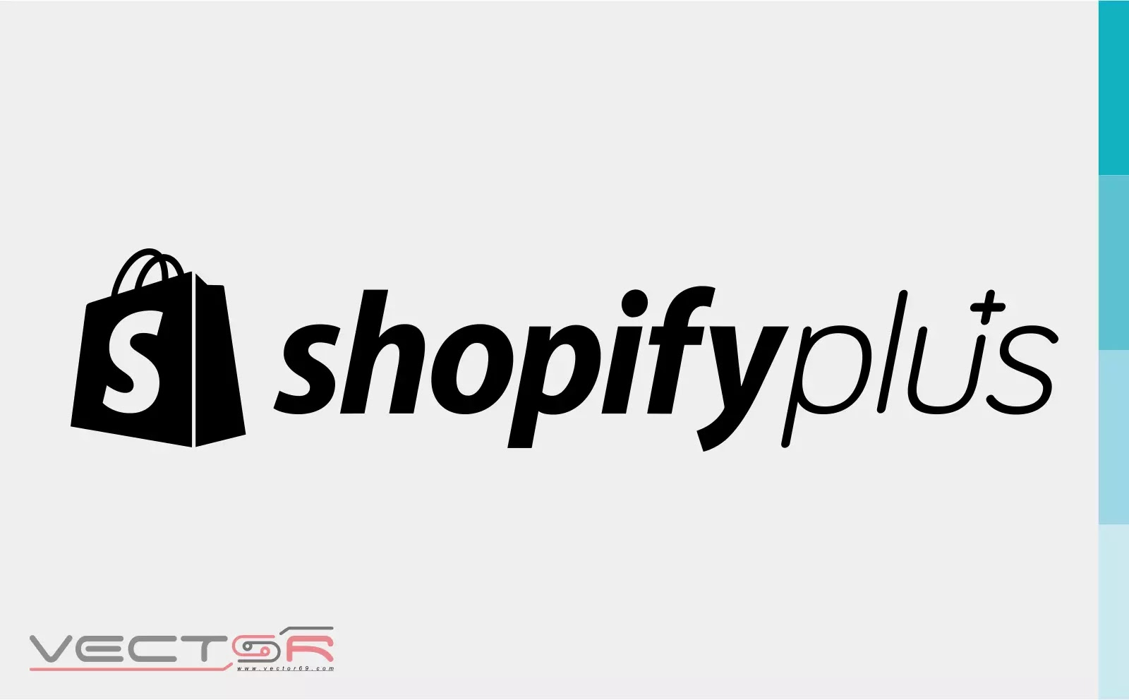 Shopify Plus Logo - Download Vector File SVG (Scalable Vector Graphics)