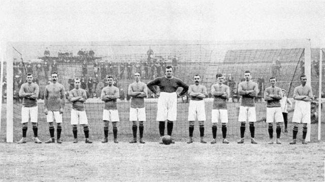 Pemain Chelsea di tahun 1905