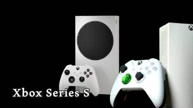 مايكروسوفت تكشف رسمياً عن جهاز الألعاب الجديد Xbox Series S