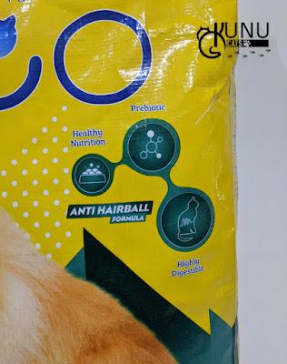 Cat Food Cleo Persian 7kg