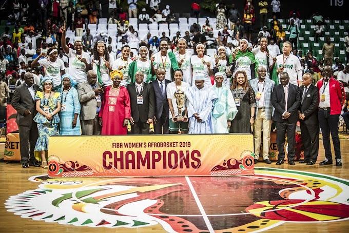 Nigeria's D'Tigress crowned Afrobasket champions