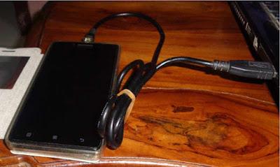 Cara Menjadikan Smartphone Android Sebagai Modem Dengan Kabel USB