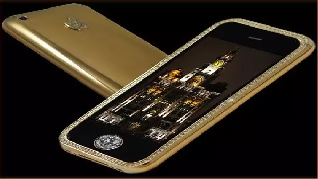 Goldstriker  iPhone 3GS Supreme in Hindi