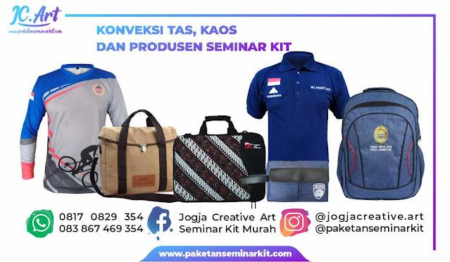 Konveksi Tas Seminar Kit Murah Blora, Jawa Tengah 0817 0829 354