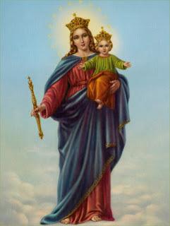 Oração de Nossa Senhora Auxiliadora para proteção do seu lar