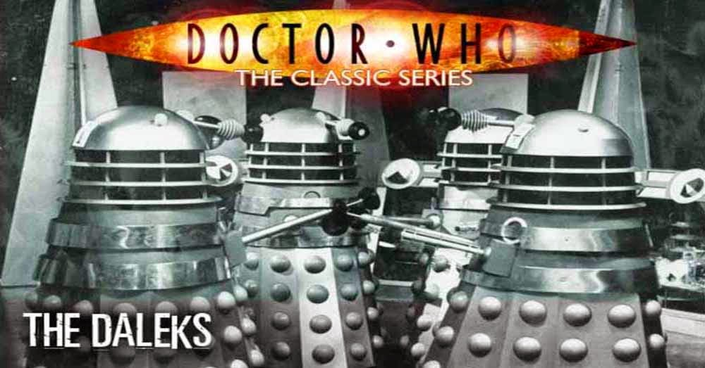 Doctor Who 002: The Daleks