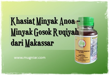 Minyak Anoa