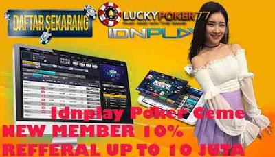 Idnplay Poker Ceme