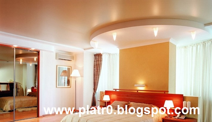 Plafond Chambre Coucher Paris Decoration Platre Maroc Faux