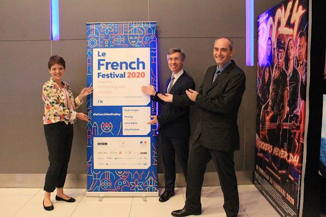 Le French Festival Kembali Pada Tahun 2020 Dengan Edisi Ke-19