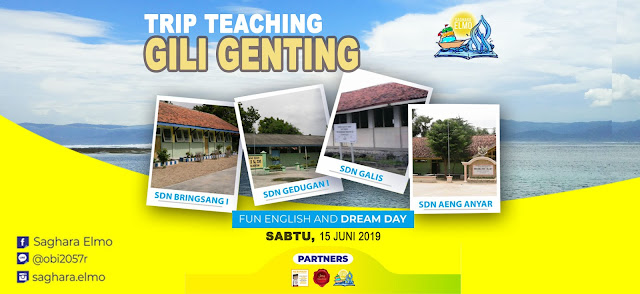 Trip Teaching : Gili Genting 2019