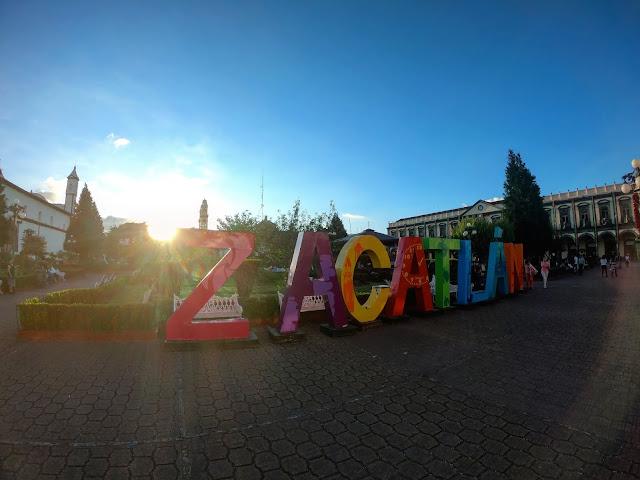 16 fotografías espectaculares del centro de Zacatlán