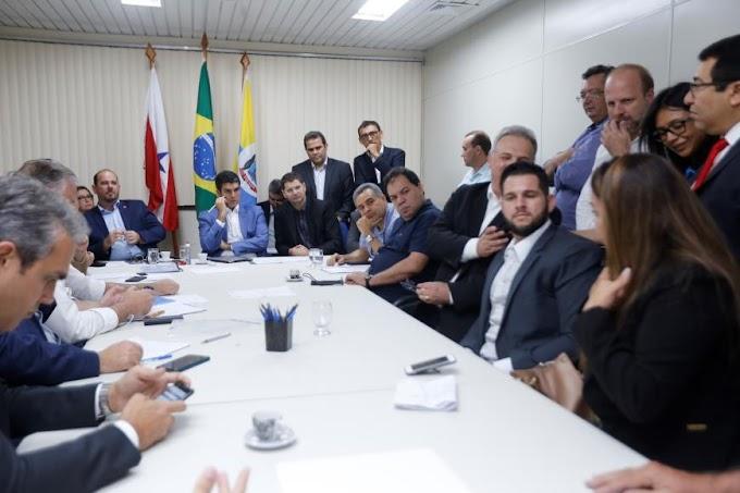 Prefeitos de 24 municípios do oeste do Pará apresentaram principais demandas ao Governador do Pará