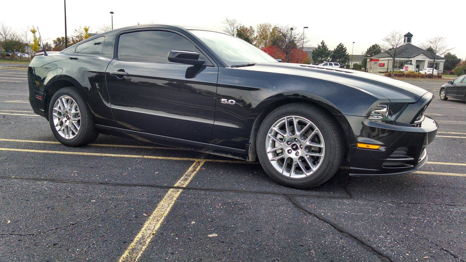 2013 Ford Mustang Gt Premium 5 0l 420 Hp For Sale American