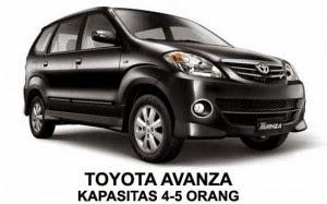 Sewa Mobil Manado Avanza Harga Murah