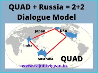 2+2 Dialogue Model, Quad
