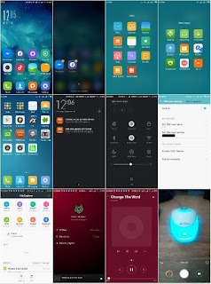 [ROM] NAMELESS Miui v7 5.9.18 for CM ME VIBE Preview 2