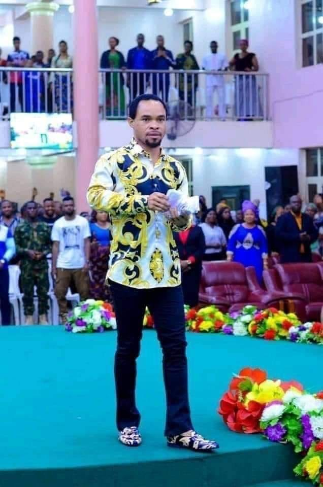 Controversial Nigerian Prophet Sets Date To Walk On Water 'Like Jesus Did'