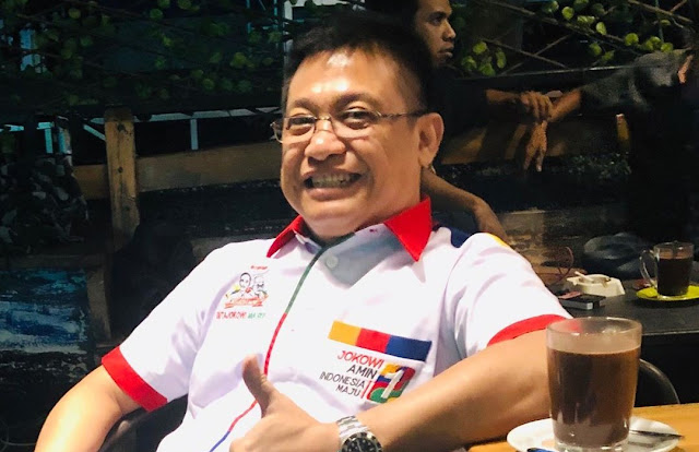 Banyak OTT, Ketua Forkom JKW2P Klaim Jokowi Paling Antikorupsi
